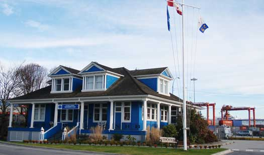 The first meeting of the IIMS Canada branch will be held at the Mission to Seafarers in Vancouver