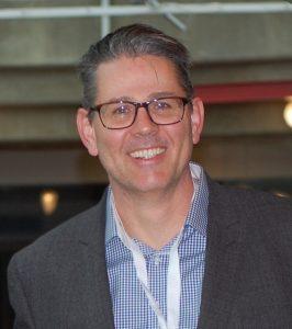 Lachlan MacKenzie, IIMS Canada Branch Chairman